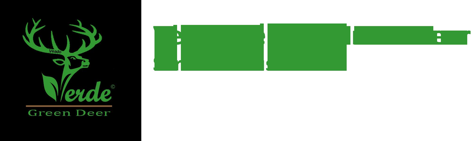 Veado Verde / Green Deer